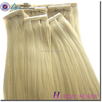 23-Year Factory Best Quality Double Drawn Indian Remy Gray Hair