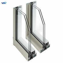 Low-e tempered doublecomecial room insulated glass for building