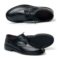 TONGPU Cool Italian Lace-up Fashion formal shoes for men