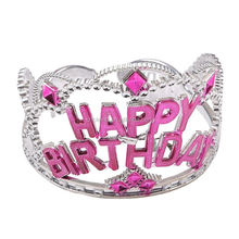 Factory sale durable party big pageant crown for sale