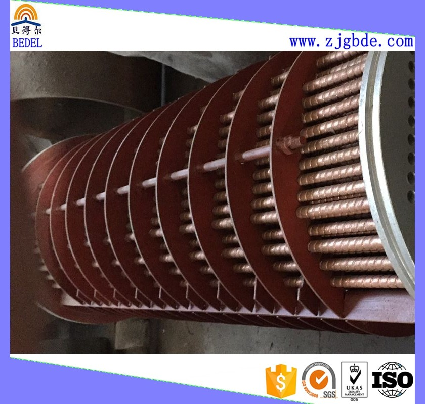 stainles steel carbon steel Spiral Finned Tube Heater Fin Tube