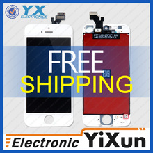 Free shipping 1for iphone 5 lcd screen protector, for iphone 5g lcd monitor replacement