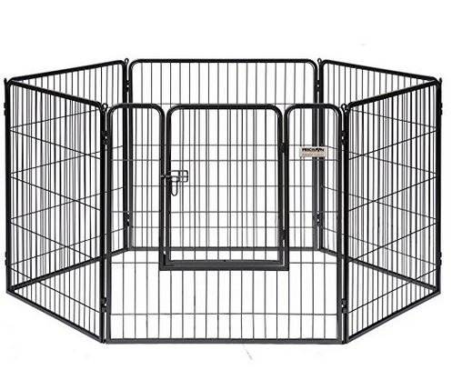 "Dogs application fence and kennels 36"" dog playpen outdoor for large dogs"
