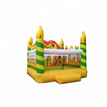 Outdoor 0.55mm PVC Inflatable Bouncer Rental
