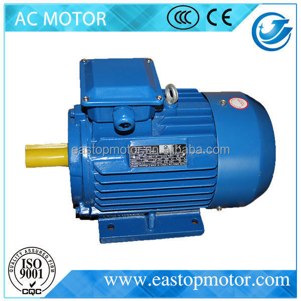 CE Approved Y3 leroy somer electric motor for cutting machine with Aluminum-bar rotor