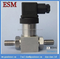 4-20mA compact type differential pressure transmitter
