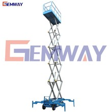 High quality portable one manlift elevator for sale