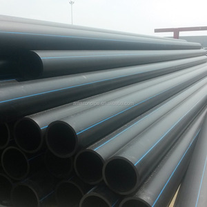 SDR 11 PE 100 or PE 80 plastic HDPE pipe for water supply