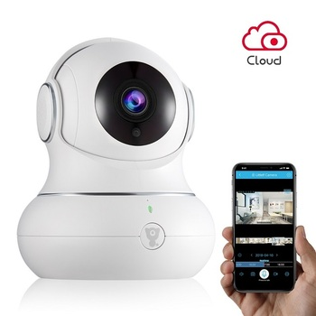 Littlelf Mini Robot 720P WiFi Navigation IP Camera