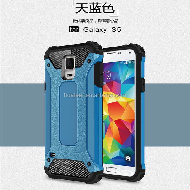 Newest Armor Cell Phone Case For Samsung Galaxy S5 Cases