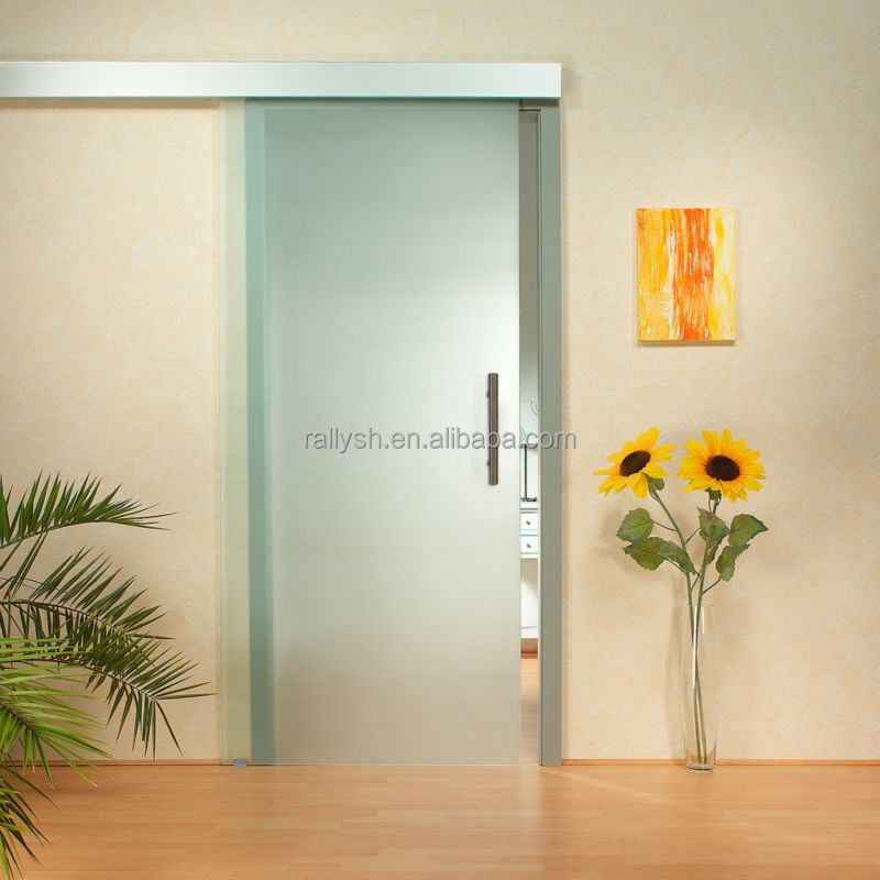 Aluminum sliding glass shower cabin door hardware