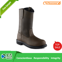 iron steel toe cap water resistance executive safety shoes