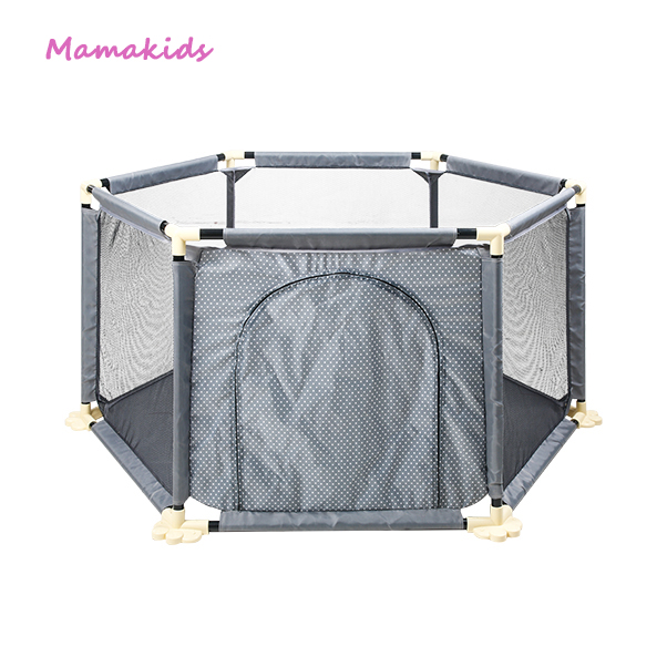 Manufacturer baby safety products ABS baby play yard baby playpen Plastic Children Play Fence Play yard
