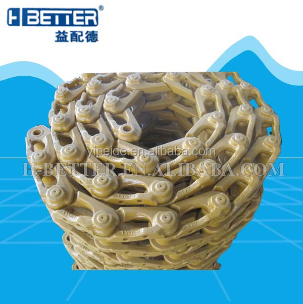 D7F Construction Machinery Parts excavator and bulldozer undercarriage track link track chain