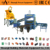 fully automatic concrete block making machine QT12-15 automatic paver brick making machine