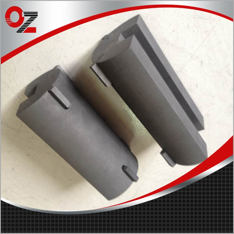 impregnated graphite mould for glass blowing
