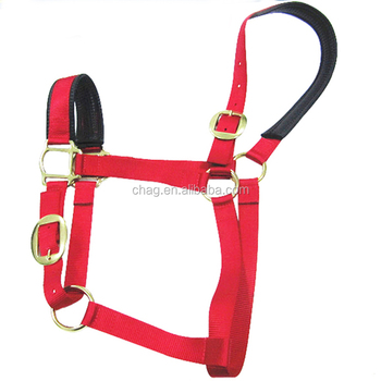 2017 Manufacturer Hot Selling Products Nylon Horse Halter