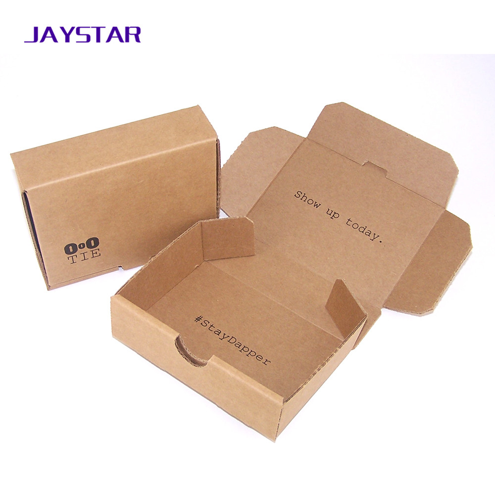 OEM e-flute corrugated paper box folding gift packaging box