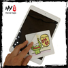 High quality value microfiber cleaning cloth phone, custom logo laptop microfiber sticky screen cleaner
