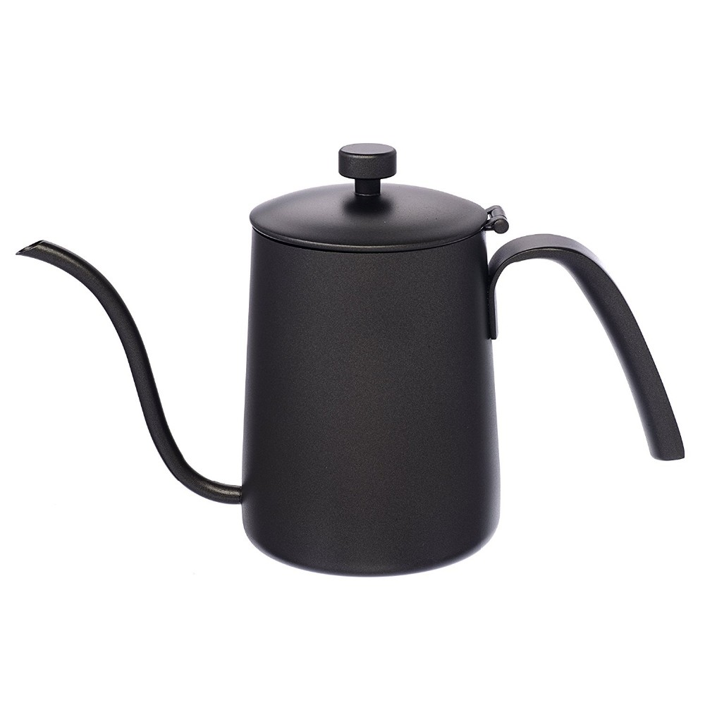 STAINLESS STEEL OUTDOOR CAMPING PERCOLATOR COFFEE POT WITH HANDLE COFFEE