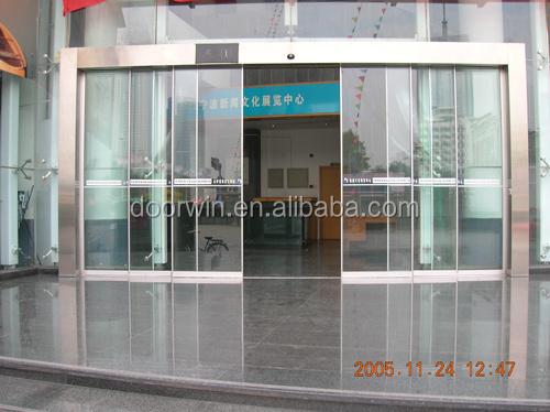 Automatic sensor glass sliding door buy
