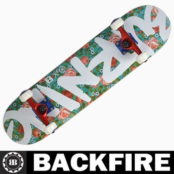 Backfire 2015 wooden professional skateboarders Professional Leading Manufacturer