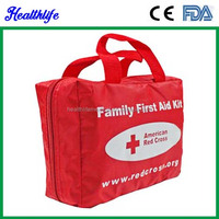 Large family 326 pc First aid kit with CE FDA certification