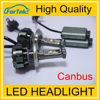 China led supplier high quality 50W cree led headlight bulb for motorcycles for car