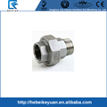 "Union M/F 1"" Stainless steel Casting Pipe Fitting 150 Class NPT"