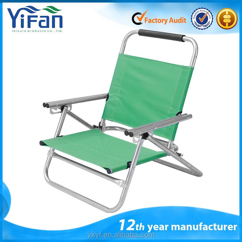 pliable bas plage de si ge chaise avec r glable positions. Black Bedroom Furniture Sets. Home Design Ideas