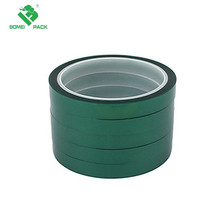 Factory Price Green Silicone Tape High Temperature Splice Bonding Tape