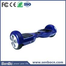 2016 Trade Assurance alibaba express 2 wheels 6.5 hover board balancing with bluetooth speaker and led hight