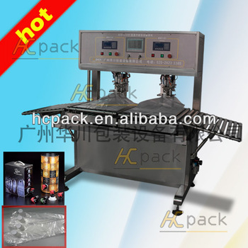 Aseptic bag fruit pulp filling and capping machine