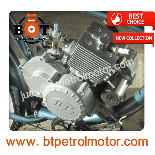 USA quality BT80 electric start bicycle engine kit 80cc for sales