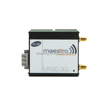 GSM/GPRS class 10 850/1900MHZ wireless m2m modem RS485 interface maestro M100 3G modem