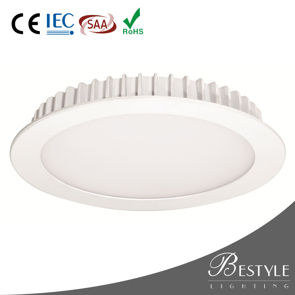 Are Led Ceiling Lights Any Good : W good round recessed ceiling led light downlight buy