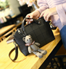 Stylish Cute Design Edge PU Lather Ladies Bag