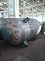 Shuoyun Stainless steel heating tank with condenser for chemical industry