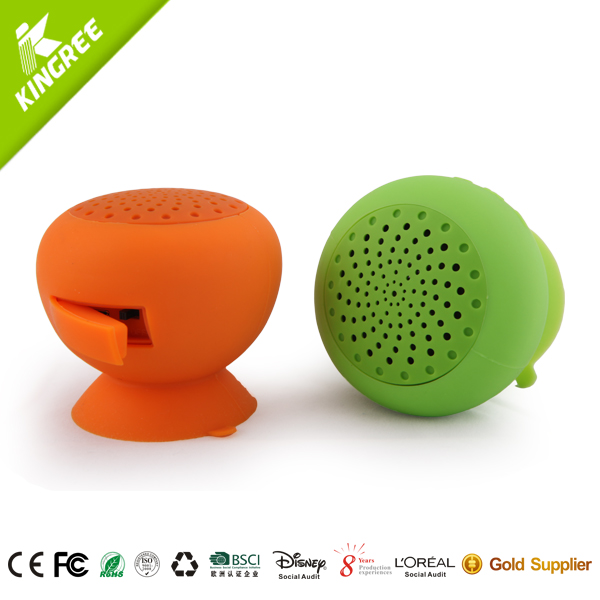 Portable Active Bluetooth Speaker V4.0 mini digital music box speaker