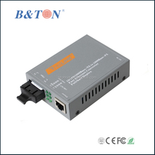 Netlink Fiber Optic Media Converter Rj45 Sc Connector