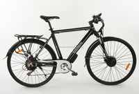 36V 250W Electric Bike Black Knight electric 2 wheels 125cc dirt bike