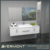 2017 Modern customize design bathroom sink cabinets