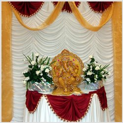 Weddings Mandap Clothes