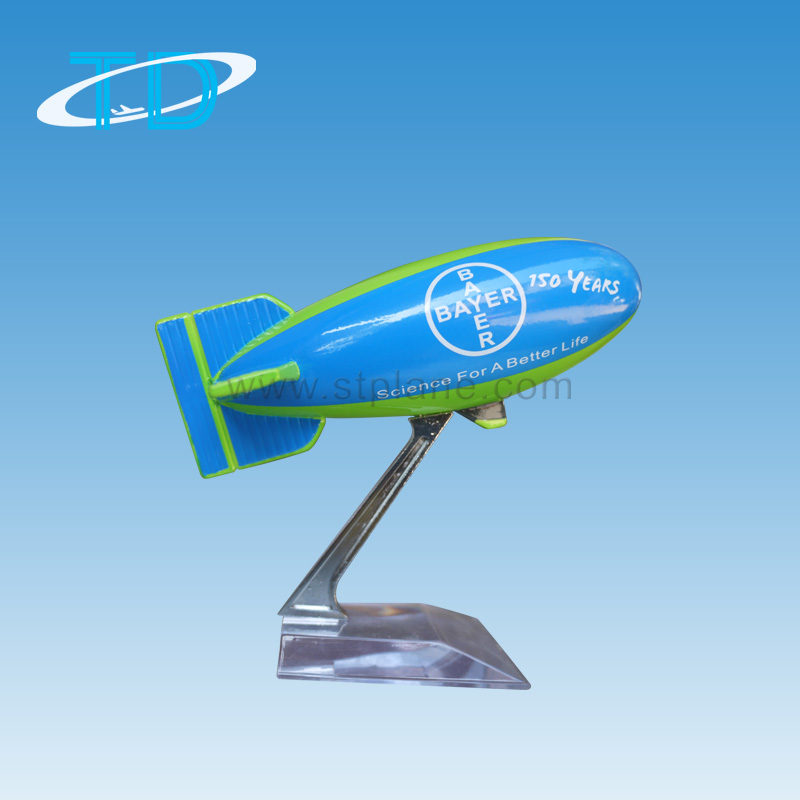 BAYER 150 YEARS 14cm mini model airship