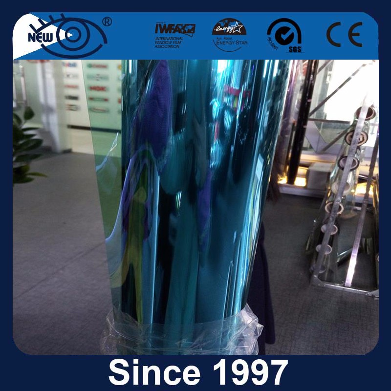 Guangdong high quality bf blue color suntek window sonte film