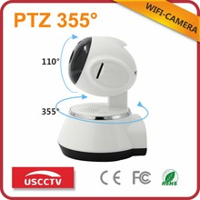 USC 2017 best cctv home smart remote controlled robot security surveillance wireless remote wifi hd video camera