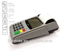 Secure Financial POS Machine