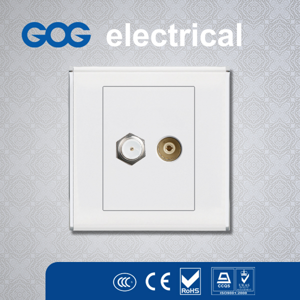 Best Selling fast supplier electric wall switch satellite tv switch for home