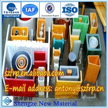 frp/ grp pultrusion profiles /All kinds of FRP pultrusion products