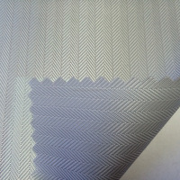 400D Straight Stripe Design Oxford Fabric For Wheel Bags